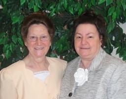 ladies ministry leaders