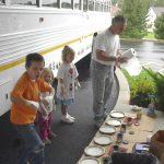 Steeplehill Bus-Painting